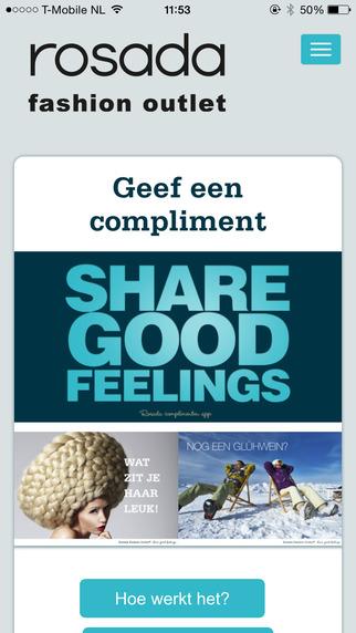 Share Good Feelings
