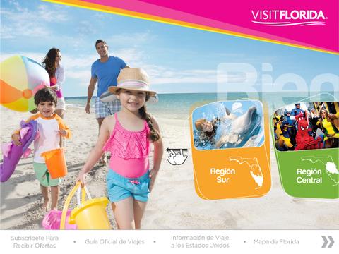Guía Oficial de Vacaciones de Florida