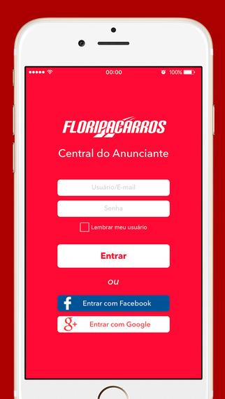 FloripaCarros - Central do Anunciante