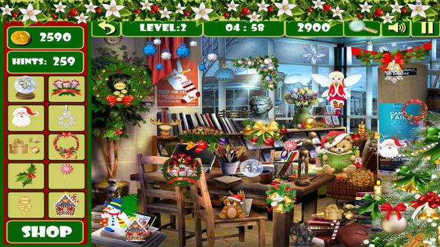 Christmas Hidden Challenge