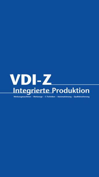 VDI-Z - Zeitschrift für Integrierte Produktion