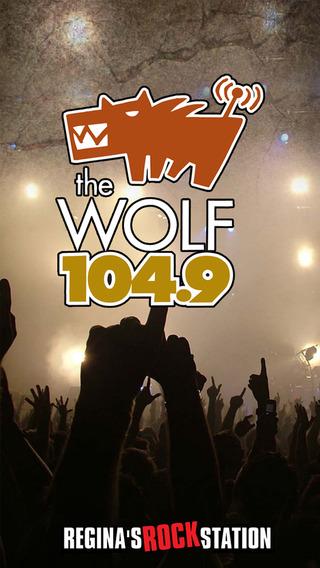 Regina's Rock Station 104.9 The Wolf
