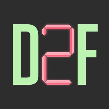 D2F Ductulator LOGO-APP點子