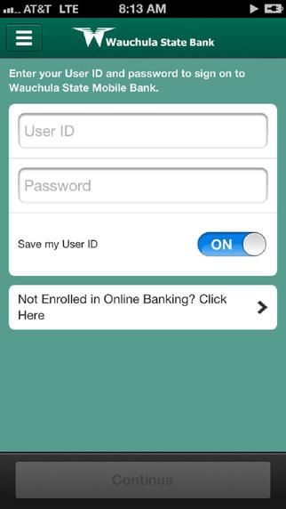 Wauchula State Bank – WSB Mobile