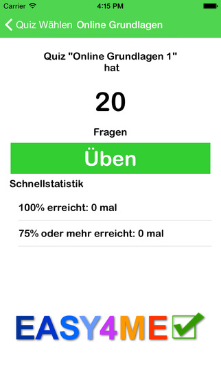 Online Grundlagen - EASY4ME