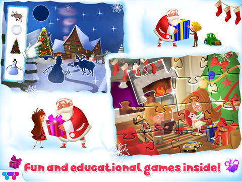 Christmas Tale for iPad iPad Screenshot 3