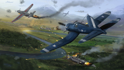 War Planes: Fighter Combat Screenshot