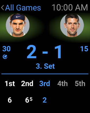 Live Scores SofaScore Screenshots
