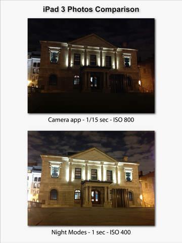 Night Modes Screenshot