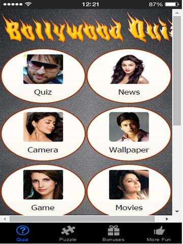 "photo quiz of bollywood celebrities в""– 54497"
