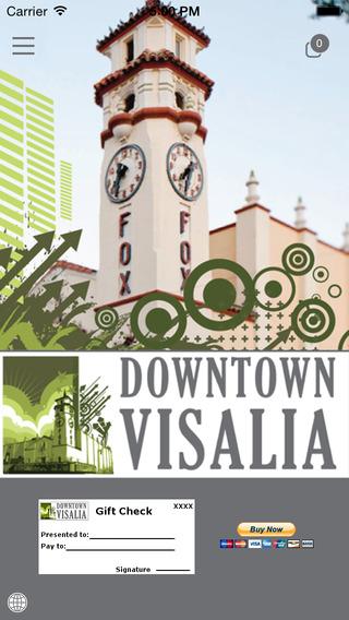 Downtown Visalians