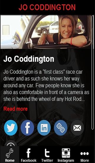 Jo Coddington