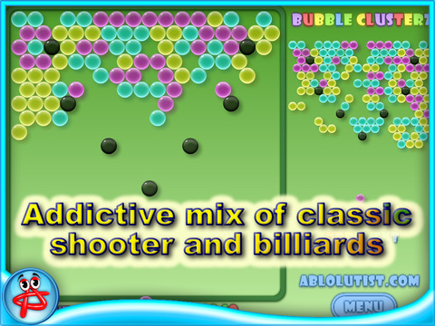 Bubble Clusterz Full screenshot 3