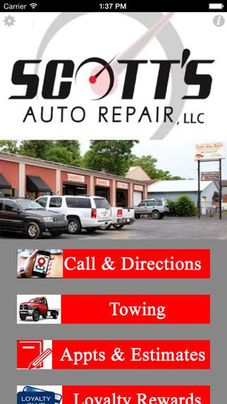 Scott's Auto Repair
