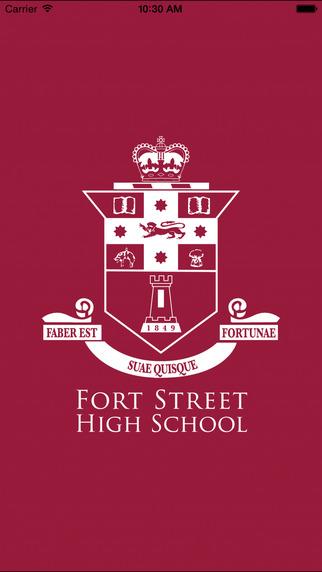 Fort Street High School - Skoolbag