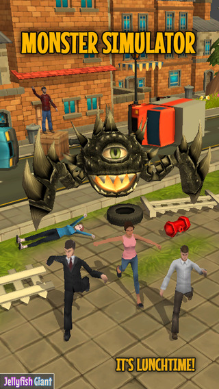 Monster Simulator Pro