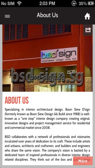 BSD'sign
