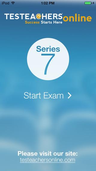 Series 7 Exam Preparation