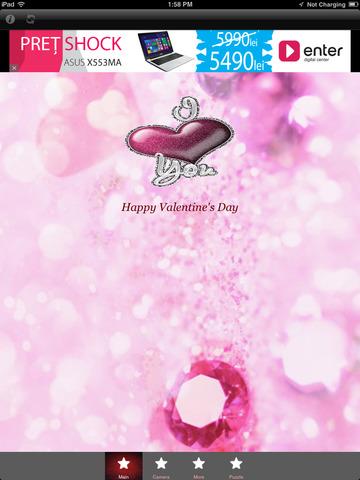 My Valentine HD Frames FREE