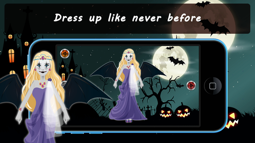 Spooky Princess Dress Up Lite