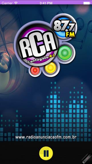 Rádio Anunciação 87 7 FM