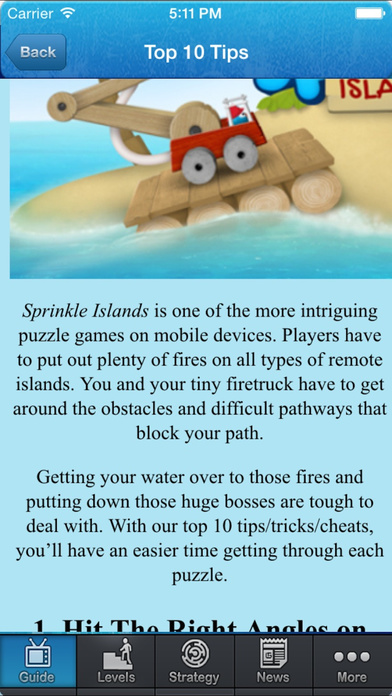 download Game Guide For Sprinkle Islands apps 3