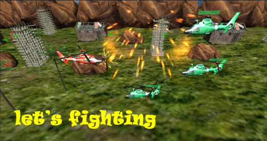 Helicopter Fighter Combat PRO