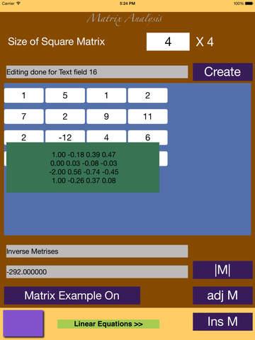玩免費教育APP 下載MatrixAnalysis app不用錢 硬是要APP