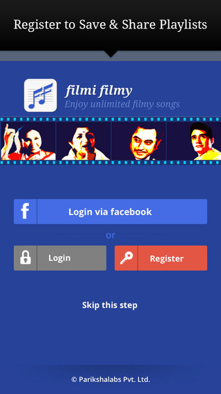 Filmi Filmy: Your Favorite Bollywood Songs in Video with Chromecast Support