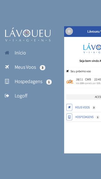 Lavoueu Viagens App