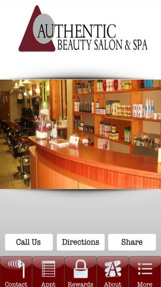 Authentic Beauty Salon Spa