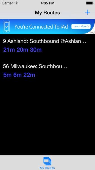 Chicago Transit Tracker