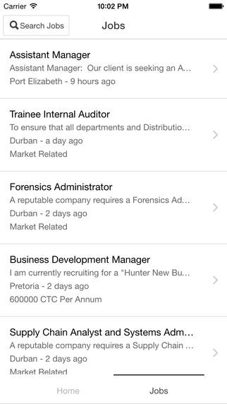 Career Tracker