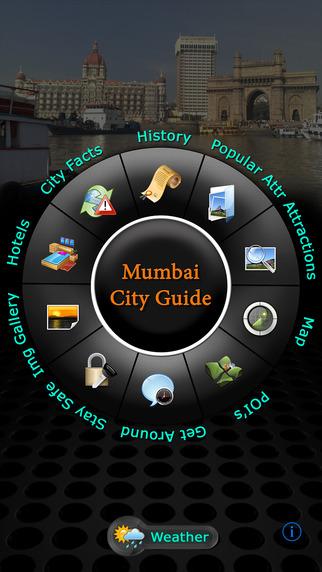 Mumbai Offline Map Travel Guide
