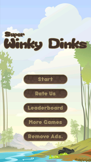 Super Winky Dinks - The best addictive game