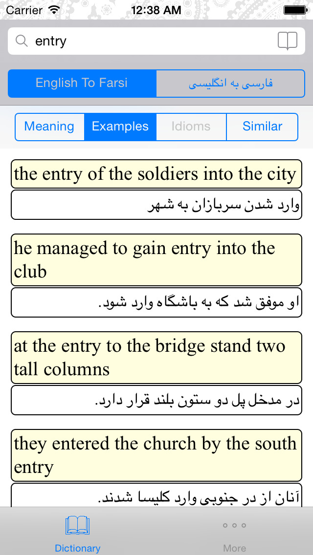 English To Persian Dictionary Free Download For Mac
