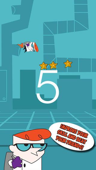 Jetpack Malfunction - Dexters Laboratory Version