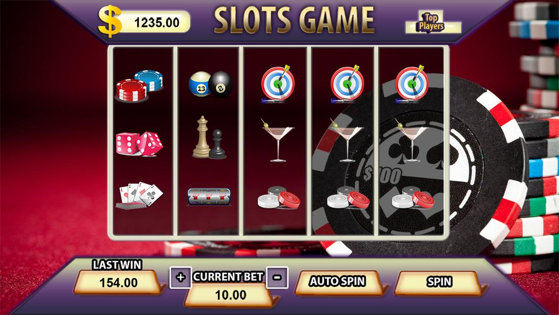 winstar slot machine payouts