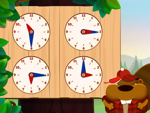 滴答时间:划分一天,学习如何看时间