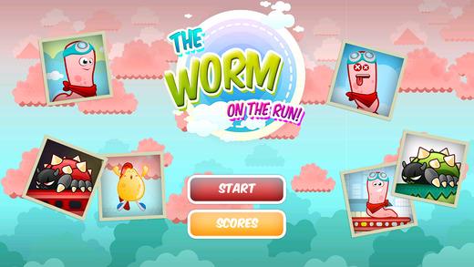 Worm On The Run
