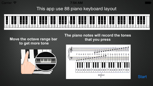 Pianist Note