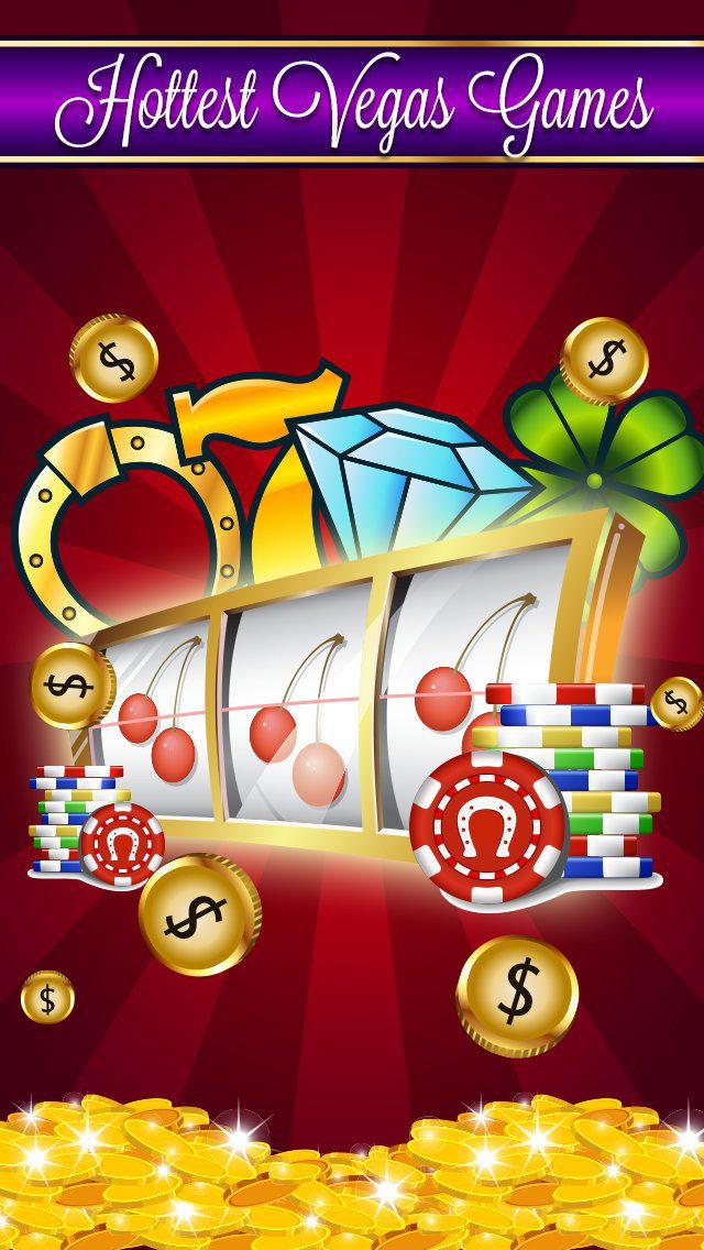 Screenshot 1 Vegas World Casino — Казино игры: Вегас слоты, настоящий покер, лучший блэкджек, бонусные игры и ежедневные денежные призы