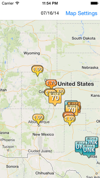 Hail Reports - Ad Free