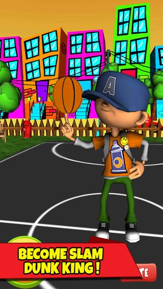 free basketball computer game