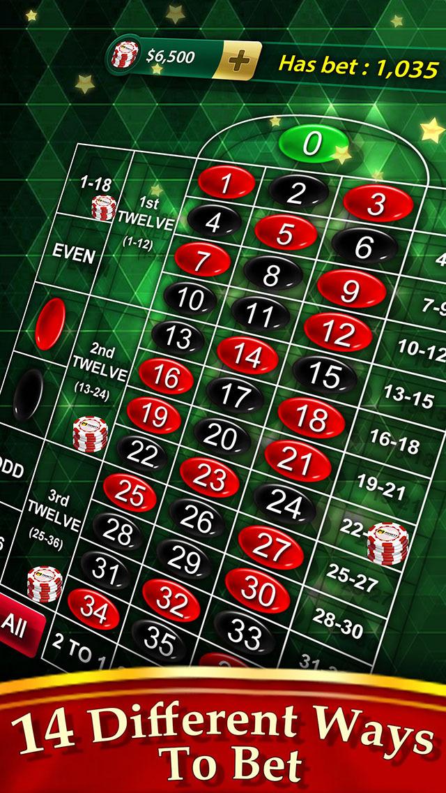 Roulette - 3D Casino Games