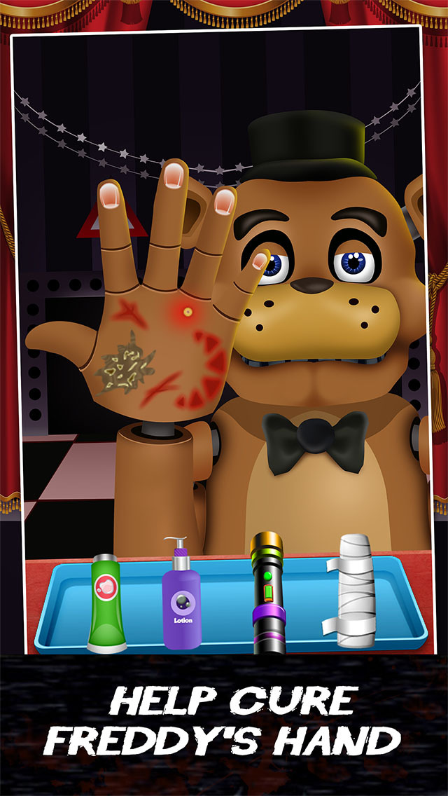 Crazy Doctor Hospital – Five Nights at Freddy's Fan Story