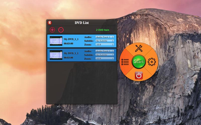 Super  DVD Ripper Pro Lite Screenshot - 1