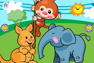 写动物叫声的词语_学习认识动物,动物叫声,基本词语,以及动作和反应.