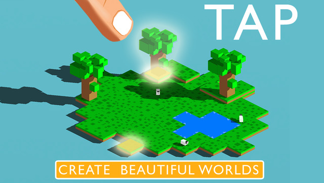 Free Today : Blox 3D World Creator - let your (inner) child create fascinating block worlds!