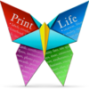 封面版面设计工具 PrintLife  for Mac